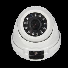 Камера видеонаблюдения уличная купольная AHD/TVI/CVI 3S-AHD-F145