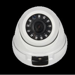 Камера видеонаблюдения уличная купольная AHD/TVI/CVI 3S-AHD-F145cs