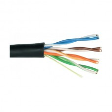 Кабель UTP 4PR 24AWG CAT5e CU OUTDOOR